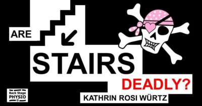 Are stairs deadly?