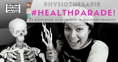 #HealthParade & Physiotherapie