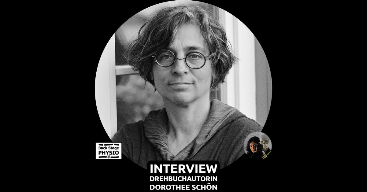 Beitragsbild Backstagephysio Interview mit Drehbuchautorin Dorothee Schön