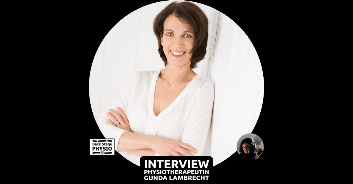 Beitragsbild Backstagephysio Interview mit Physiotherapeutin Gunda Lambrecht