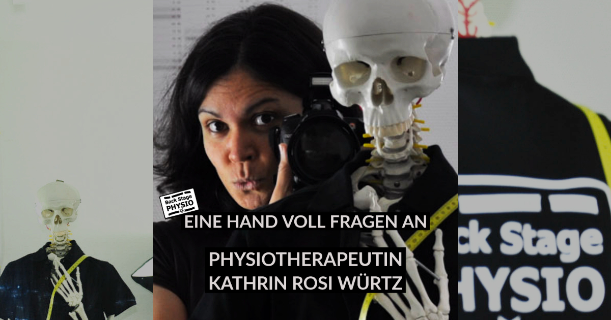 Interview mit Physiotherapeutin Kathrin Rosi Würtz